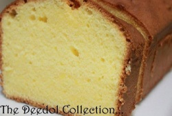 Old Fashioned Butter Cake fb